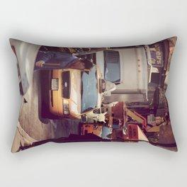 A LAMA IN NEW YORK ***  NEVER STOP EXPLORING VIII Rectangular Pillow