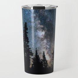 Sentinels of the Milky Way Travel Mug