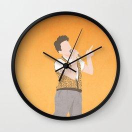 Life Moves Pretty Fast (Ferris Bueller) Wall Clock