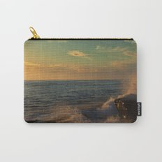 Golden Afternoon Carry-All Pouch
