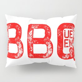 BBQueen - Living Hell Pillow Sham