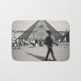 Louvre Blur Bath Mat