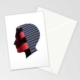 machine head Stationery Cards