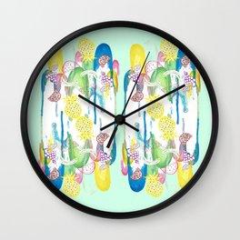Fruit-a-licious  Wall Clock