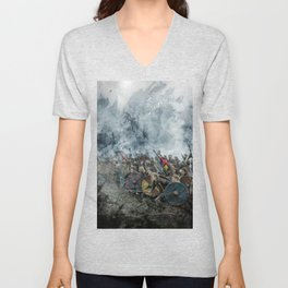 The Great Army Unisex V-Neck