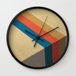 Direction Change Wall Clock