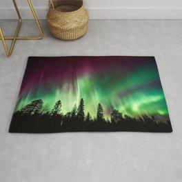 Northern Lights (Aurora Borealis) 10. Rug
