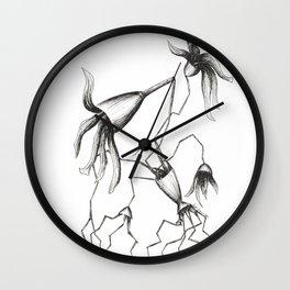 Dancing Machine Wall Clock