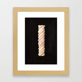 Flump Framed Art Print
