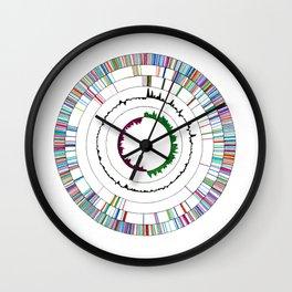 Genome 2 Wall Clock
