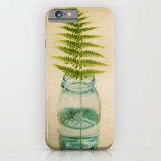 Half Full iPhone 6s Slim Case