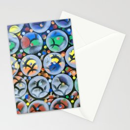 Rotation of Color Stationery Cards