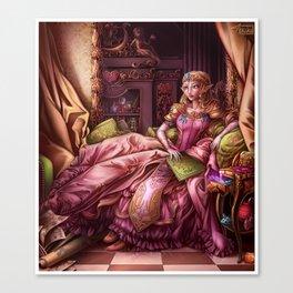 Madame de Hyrule Canvas Print