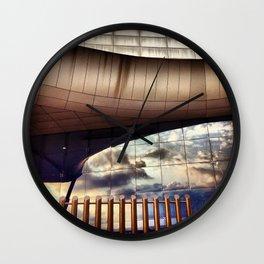 DF Arquitectura Wall Clock