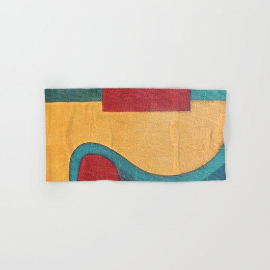 Sandy Path Hand & Bath Towel