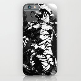 Goblinslayer Poster iPhone Case