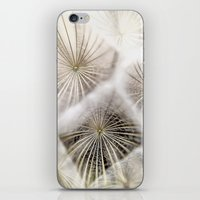 biology iPhone & iPod Skins featuring Into the deep by UtArt