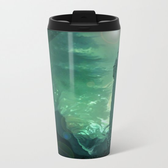 Caisleán Grove Poison Metal Travel Mug