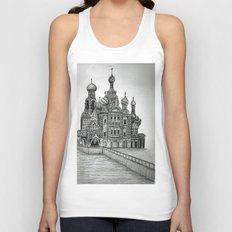 St. Petersburg, Russia Unisex Tank Top