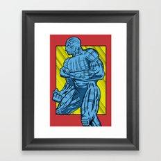 Larger Than Life Framed Art Print