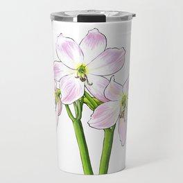 Belladonna Lily Travel Mug