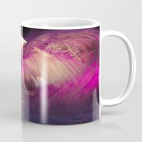 water color Mugs featuring Water Color by It's About Vision