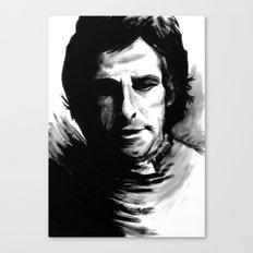 DARK COMEDIANS: Ben Stiller Canvas Print