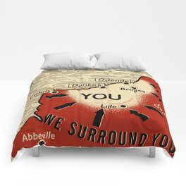 We Surround You Comforters