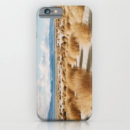 Paiute Land iPhone Case