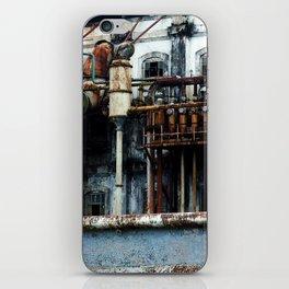 "Old Sugar processing plant ""Coloso"" 4 @ Aguada iPhone Skin"