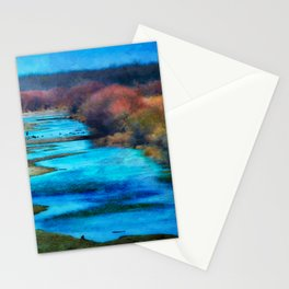 Monet's Rio Las Cruces New Mexico Stationery Cards