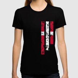 Proud Of Denmark - DNK T-shirt