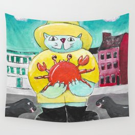Maryland Cat Wall Tapestry