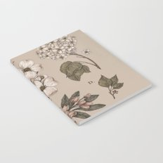 Flowering Spring Trees Notebook