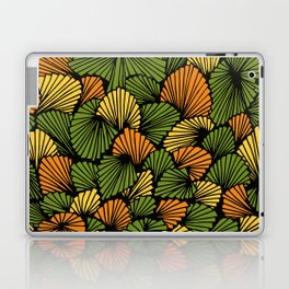 Happy abstract: Jungle Nr:01 Laptop & iPad Skin