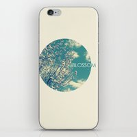 blossom iPhone & iPod Skins featuring Blossom by Volkan Dalyan
