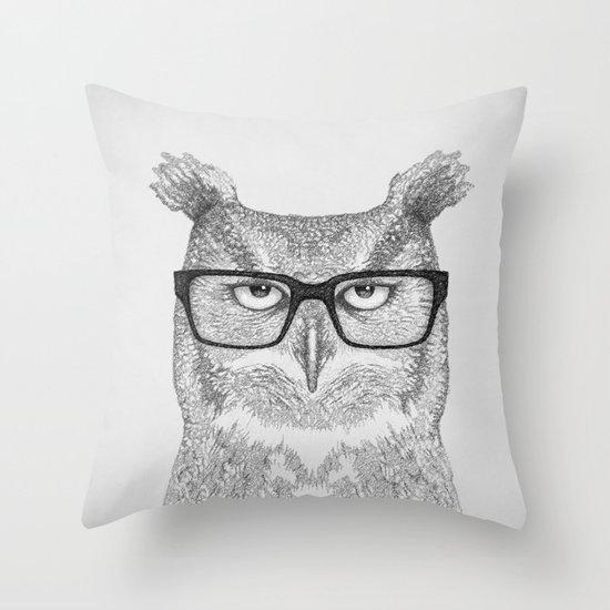 Earnest Throw Pillow