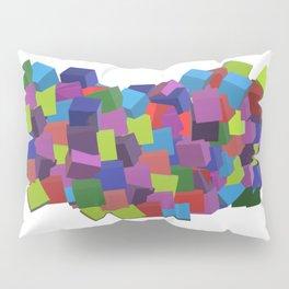 Cube Madness 2 Pillow Sham