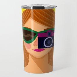 The Beach Bum Travel Mug
