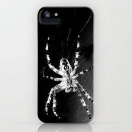 Spider in Amsterdam iPhone Case