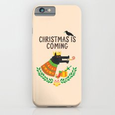 Christmas is coming Slim Case iPhone 6s