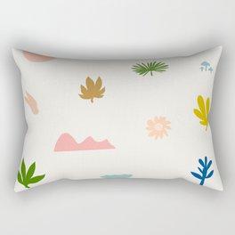 Abstraction_Nature_Wonderful_Day_02 Rectangular Pillow