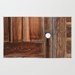 Cabin Door Rug
