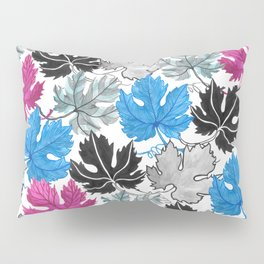 The Grape Leaf Pillow Sham