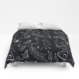 Occult Zoo Ver 5 Comforters