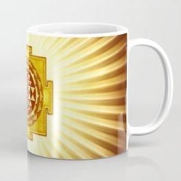 Sri Yantra IV.V Coffee Mug