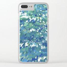 Clearwater II Juul Art Clear iPhone Case