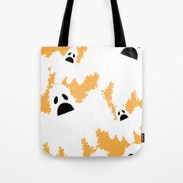 Halloween Fantoms Tote Bag