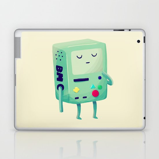 Who Wants To Play Video Games? Laptop & iPad Skin