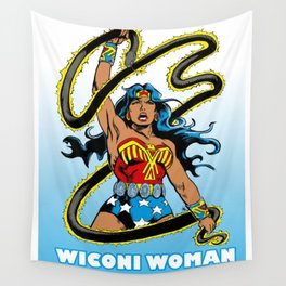 Wiconi Woman Wall Tapestry